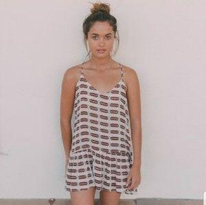 Acacia Swimwear St. Tropez dress in Tribal